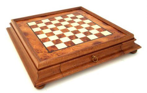 Schaakbord hout