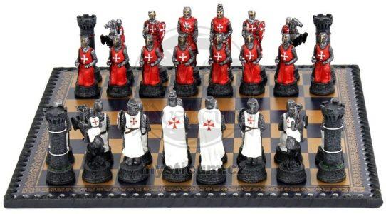 Templar Schachfiguren