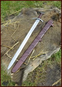 Sint Mauritius zwaard 13e eeuws