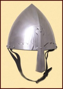 Viking St.Wencelass Helm 10e eeuws in S,M,L
