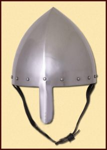 Viking Olmutz Helm 11e eeuws in S, M, L