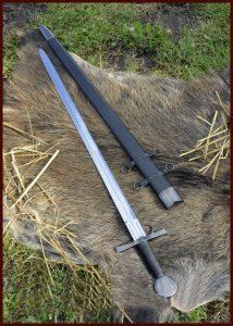 Milanees 15e eeuws zwaard