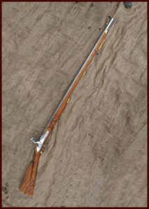 Britse Brown Bess Musket c.1742 DHBM-2367105100