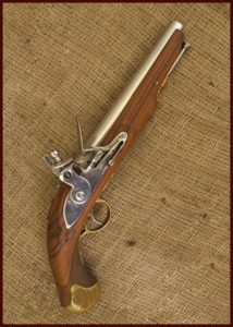 Britse Royal Navy Musket Pistool