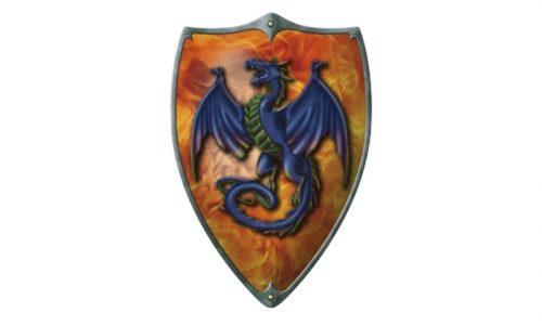 Schild Vuur Draak