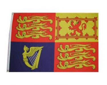 Koninklijke vlag groot Brittannie