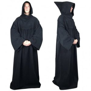 Habitus Benediktinermönch Kutte