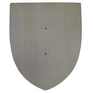 Ridderschild blank hout