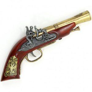 Osterreichische Steinschloss Pistole HSD-64143
