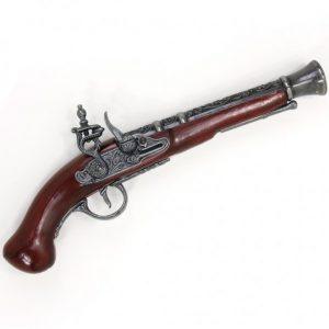 Deutsche Steinschloss Pistole HSD-60904