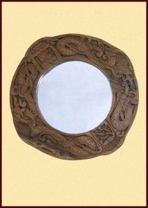 Viking Draken Spiegel