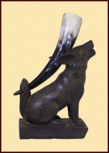 Wikinger Wolf