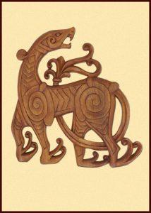 Viking Draak