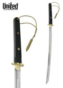 Honshu taktisches Wakizashi mit Scheide DHBM-UC2934