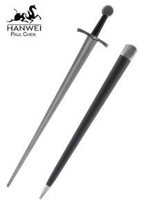 Mittelalter Einhander Tinker, Schaukampf Schwert mit Schaukampfklinge