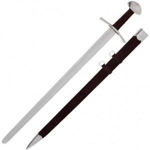 Middeleeuwse 1 hander zwaard 11e eeuws SK-B Klasse
