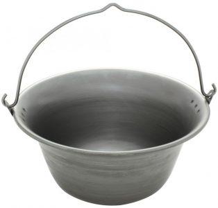 Goulash - Gluhwein - Heksen ketel 10 liter