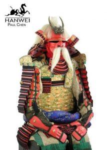 Samurai Harnas Takeda Shingen