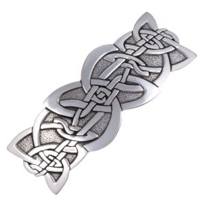 Celtic nouveau hair slide SJ-PH07