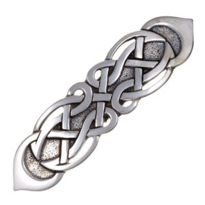 Figure of eight knot hair slide SJ-PH15