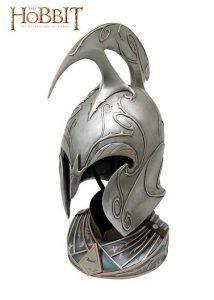 Lord of The Ring Rivendell Elf Helm with Stand