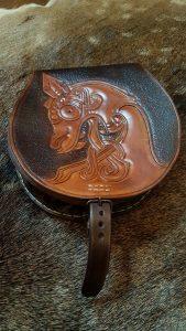 Viking Paardenkop Motief