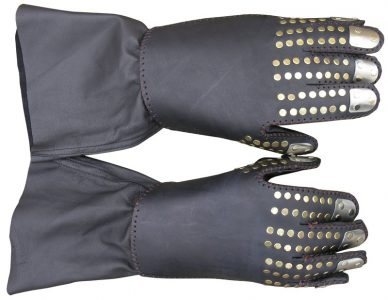 Leren Fantasy Handschoenen