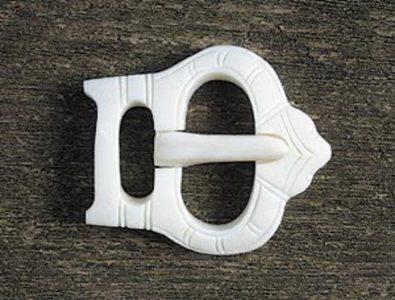 Benen Riemgesp 4.2 x 3.8 cm