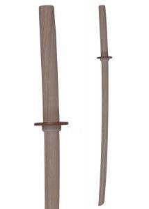 Bokutachi, Ubungskatana aus Holz