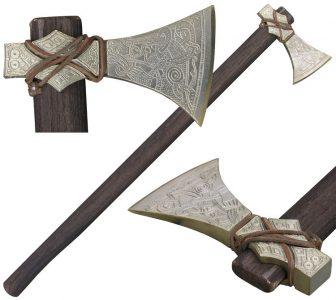 Viking Bijl Jutland 10e eeuws deko