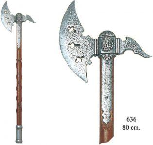 Duitse Oorlogsbijl 13e eeuws