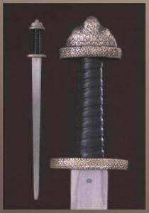 Viking Zwaard 11e eeuws