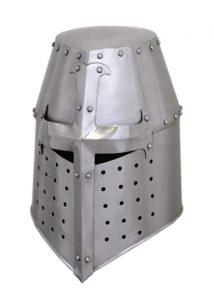 Kruisvaarders Helm 13e eeuws