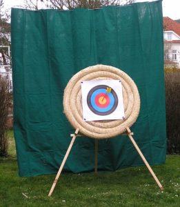 Pfeilfangnetz-Set: 3,5 x 2.8 Meter