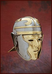 Imperial Gallic `Face` Helm