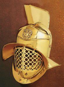 Gladiator Helm Pompeij