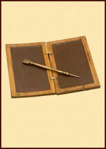 Romeinse Schrijftafel