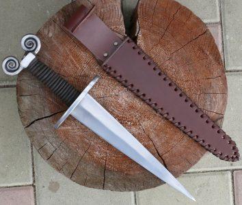 Keltische Dolk 40 cm