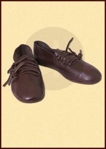 Mittelalter Schuhe 1380Jh.