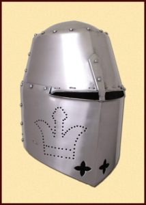 Black Prince Helm rond 1380