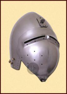 Duitse Vizier Helm rond 1370 in S,M,L