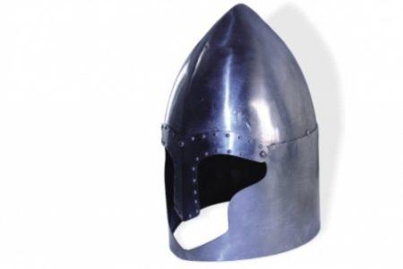 Boogschutters helm Metaal