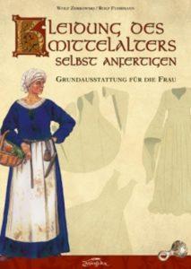 Middeleeuwse Kleding voor de vrouw zelf maken