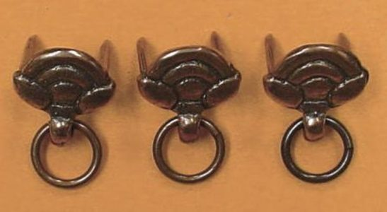 Wikinger Belt fittings, Poland, 10th c. WC334B