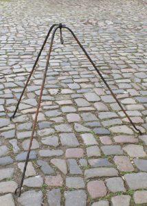 Dreibein geschmiedete 115 cm dhbm-1901900100