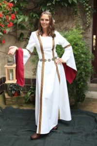 Middeleeuwse Bruidsjurk