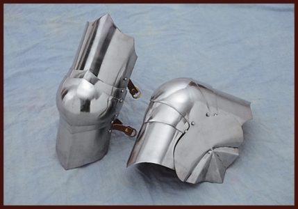 Harnas Kniebeschermers DHBM-1016389700