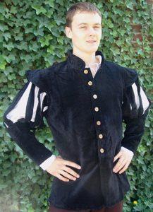 Middeleeuws Heren Jack Zwart