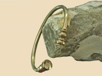 Keltischer Armreifen Replikat Bronze VCCBR-7