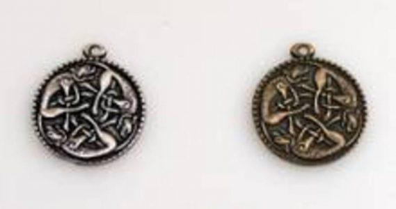 Keltischer Amulet der Jagd PP00Jagd